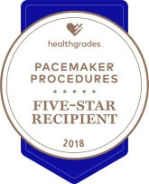 Pacemaker Procedures Five-Star Recipient