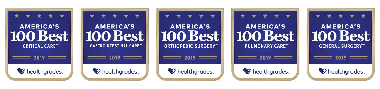 Healthygrades Best 100
